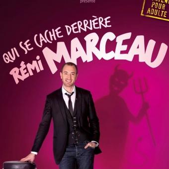 Qui se cache derrière Rémi Marceau